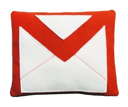 Gmailpillow