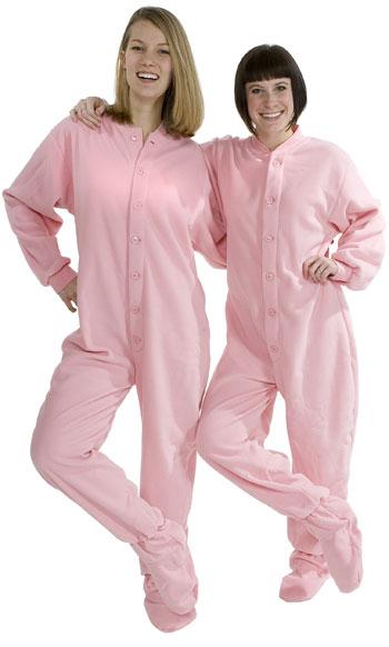 Pinkfleecebigfeetmodels